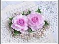 Download Lagu Foamiran Rose Tutorial with Spellbinders Die * Emilia Sieradzan * Mp3 Free