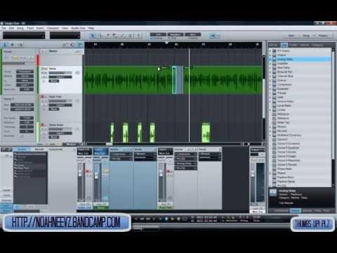 Using Delay (Echo) in  a Hip-Hop Track (Presonus Studio One)