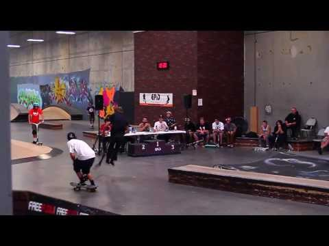 Lucky Scooters | The Final Epic Skatepark Competition