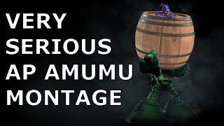 VERY SERIOUS FULL AP AMUMU MONTAGE