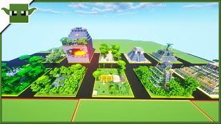 Minecraft Build Competition: Aztec Designs (Patreon/YT Members)