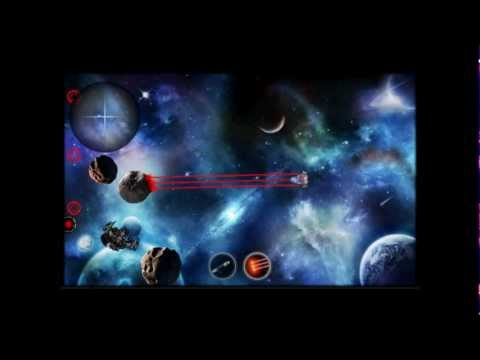 Video of Asteroid Wars