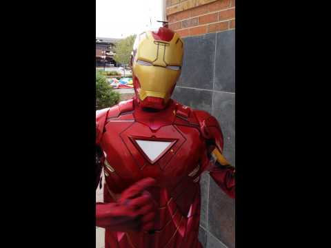 Gott A Costume Rent an Actor Iron Man