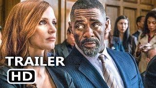 Video MOLLY'S GAME Trailer (Idris Elba, Jessica Chastain, Kevin Costner Movie HD) MP3, 3GP, MP4, WEBM, AVI, FLV April 2018