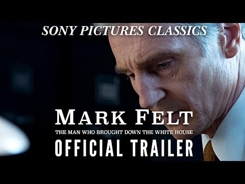 Mark Felt: The Man Who Brought Down the White House Trailer