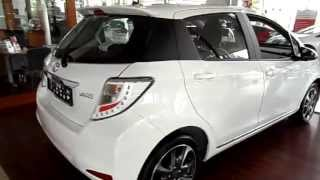 2013 Toyota Yaris Review: Exterior And Interior