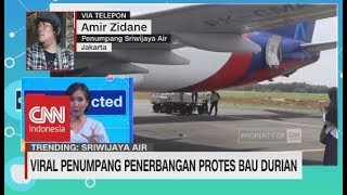 Video Kesaksian Penumpang Sriwijaya Air Soal Bau Durian MP3, 3GP, MP4, WEBM, AVI, FLV Juli 2019