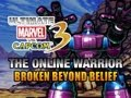UMVC3: The Online Warrior SEASON 2 - Ep. 29 'BROKEN BEYOND BELIEF'