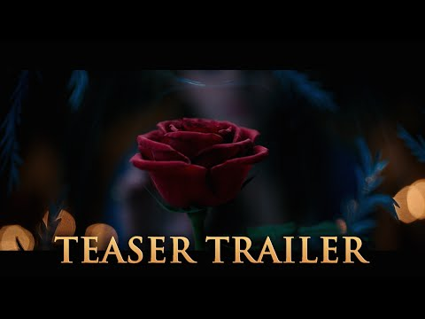 Disney s Beauty and the Beast Official Teaser