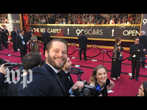 Live from the The Oscars 2018: Red carpet interviews with Hollywood stars and filmmakers