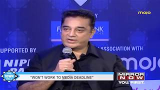Video Barkha Dutt talks to Kamal Haasan on the #Townhall MP3, 3GP, MP4, WEBM, AVI, FLV November 2017