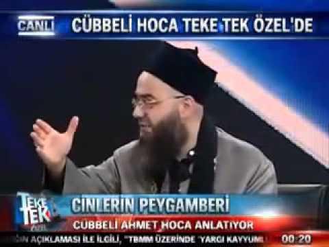 Video Cinlerin Alemi  Cübbeli Ahmet hoca download in MP3, 3GP, MP4, WEBM, AVI, FLV January 2017