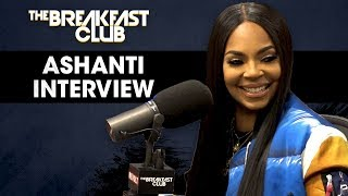 Video Ashanti Talks Murda Inc, Relationships, New Music + More MP3, 3GP, MP4, WEBM, AVI, FLV Mei 2018