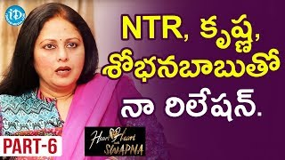 Video Actress Jayasudha Exclusive Interview Part #6 || Heart To Heart With Swapna MP3, 3GP, MP4, WEBM, AVI, FLV Oktober 2018