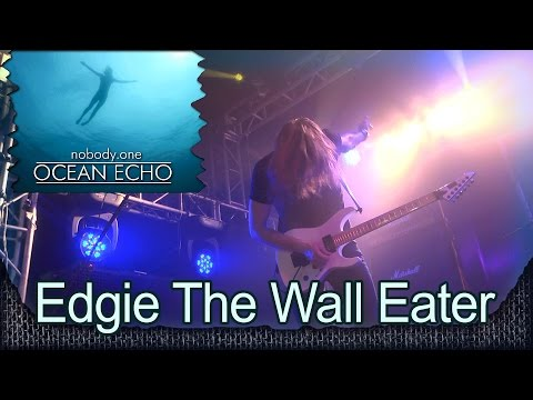 nobody.one - Edgie The Wall Eater. Презентация OCEAN ECHO. Москва, клуб VOLTA (14.12.2014) 8/21 (видео)