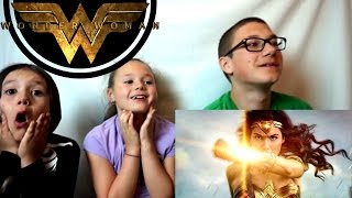 Video WONDER WOMAN Official Final Trailer Reaction!!! [Rise of the Warrior] MP3, 3GP, MP4, WEBM, AVI, FLV November 2017