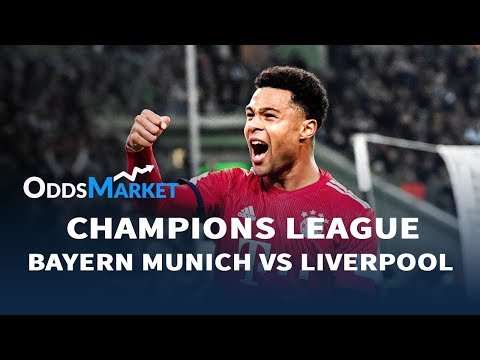 Bayern Munich Vs Liverpool | Champions League Football Match Predictions | 13/03/19