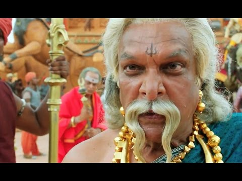 Nasser As BIJJALADEVA | Baahubali - The Beginning