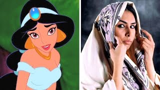 Historically Accurate Disney Princesses