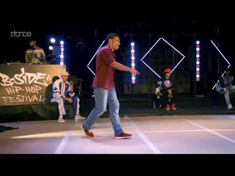Spin vs Sheku (final) // .stance // Break Mission x B-Side Hip Hop Festival 2020