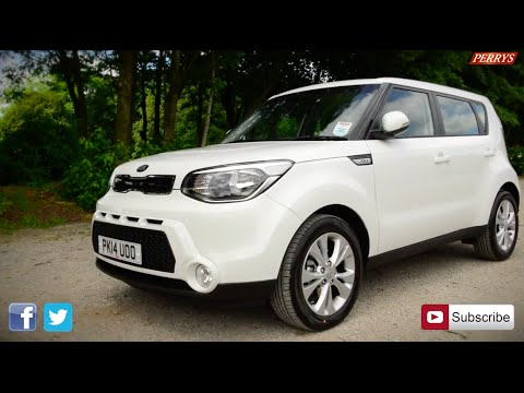 New KIA Soul 2014 Review And Road Test