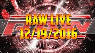 Nonton WWE Raw 19 December 2016 Full Show Live Stream HD WWE Monday Night Raw 12/19/16 Full Show This Week Film Subtitle Indonesia Streaming Movie Download