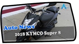 1. LOOK THIS !!!2018 KYMCO Super 8 Price & Spec