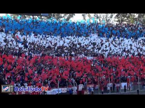 Nacional vs Gallinas del 13 - Un poco de la previa - La Banda del Parque - Nacional