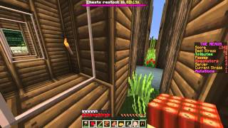 Minecraft Hunger Games #152 SICK JUKES AND MIND GAMES!
