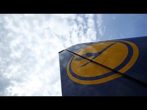 Χάος στα γερμανικά αεροδρόμια από την απεργία των πιλότων της Lufthansa