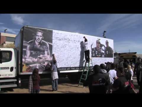 actor - Thousands of fans turn out on Sunday for a tribute to actor Paul Walker and his friend, Roger Rodas, at the site where Walker and Rodas were killed.