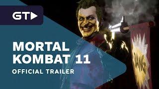 Mortal Kombat 11 - The Joker Official Gameplay Trailer by GameTrailers