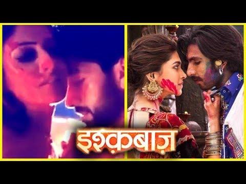 Anika Shivaay Recreate Ranveer-Deepika's Laal Ishq