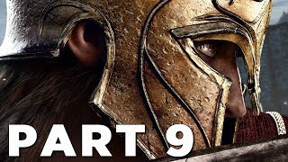 ASSASSIN'S CREED ODYSSEY Walkthrough Gameplay Part 9 - THE ORACLE (AC Odyssey)