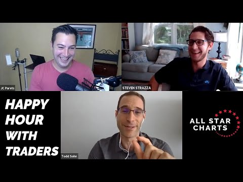 Happy Hour w/ Traders: Sector Rotation Part 1 (Todd Sohn, JC Parets & Steve Strazza)