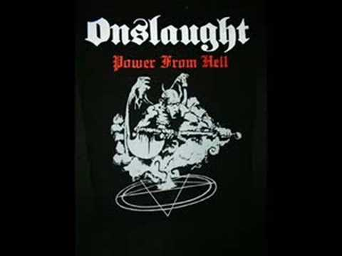 Onslaught-power from hell online metal music video by ONSLAUGHT