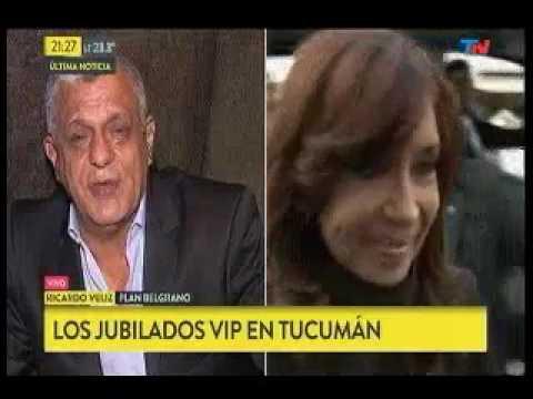 Jubilados vip en Tucumán