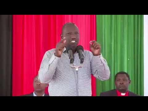 'YOU HAVE NO PLACE IN THE KENYA OF THE FUTURE!' RUTO ROASTS RAILA ODINGA!!