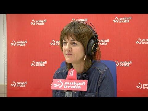 Idoia Mendiari Euskadi Irratiako