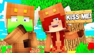 Minecraft Daycare - TRUTH OR DARE! W/ MOOSECRAFT (Minecraft Kids Roleplay)