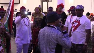 IPOB Dance at the 2019 Igbo Cultural Night
