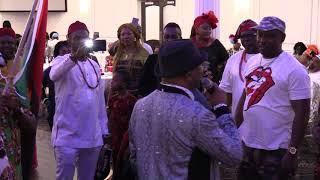 IPOB Dance at the 2019 Igbo Cultural Night
