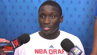 Victor Oladipo Draft Combine Interview