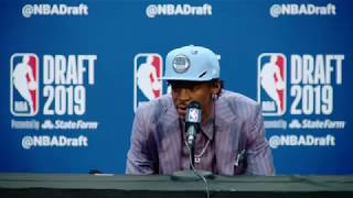 Ja Morant Press Conference | NBA Draft 2019 by NBA