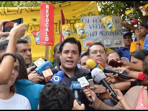 Carlos Paparoni: '4 millones de venezolanos están en pobreza crítica'