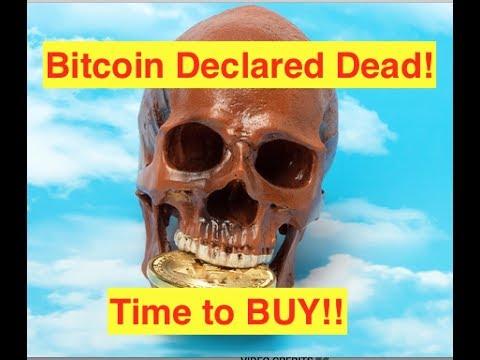 Bitcoin Dead!...Time to BUY!!! (Bix Weir) video