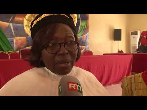 COTE D'IVOIRE Rentrée Judiciaire de la Cour Supreme