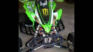 8. KFX 450R new 13.8:1 JE piston and cyclinder (heat cycle 2)