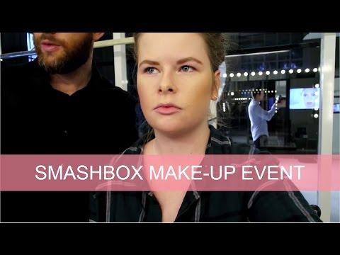 Vlog: Smashbox make-up event (+tips!) | Girlscene