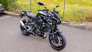 5. All-New Yamaha FZ10!! - 1st Ride & Impression!  | BikeReviews